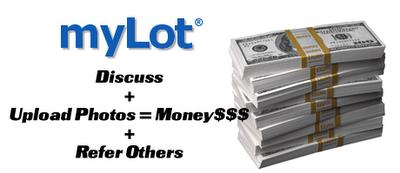 How to Make Money with MyLot - MyLot is a social site with close to two hundred thousand users and thousands of discussion topics. Members start, rate and review a variety of discussions. It's easy and fun. Here is how you can make money with MyLot. - eHow.com