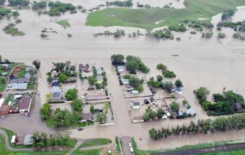 Floods - Floods in Southern Alberta
