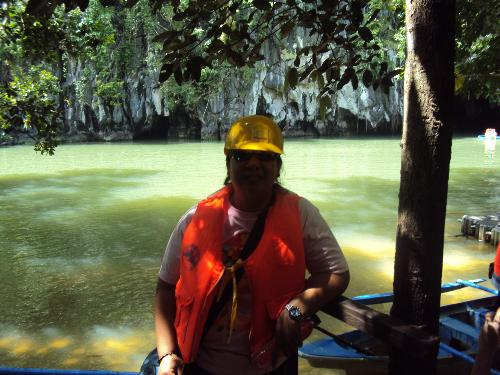 Underground River, Puerto Princesa Palawan - Support the Underground River in its bid to be included in the new 7 Wonders of Nature. Voting is underway and the Underground River of Palawan is already high on the list of 28 official finalist candidates reduced from a field of 77.