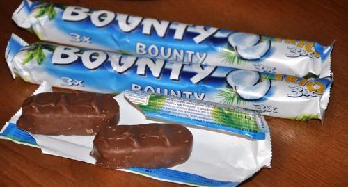Chocolate Coconut Bars  - bounty