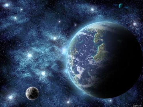 universe - peace