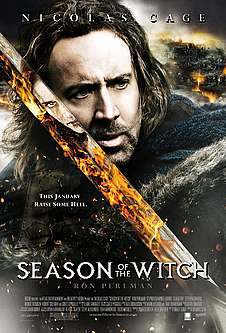 Season of the Witch - Fantastic sword and sorcery movie