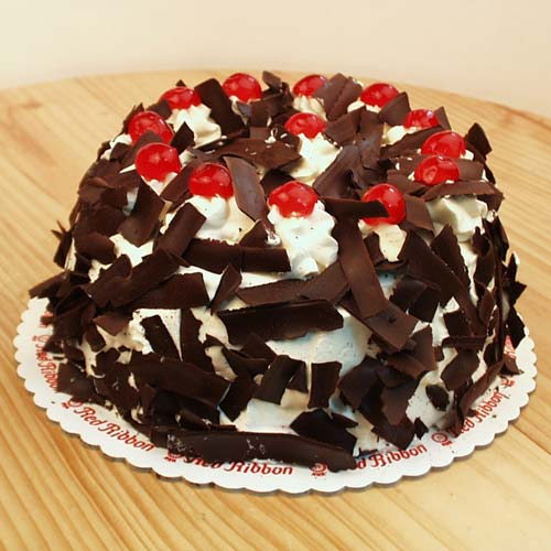 Black Forest Cake - This cake is for all mylotter friends