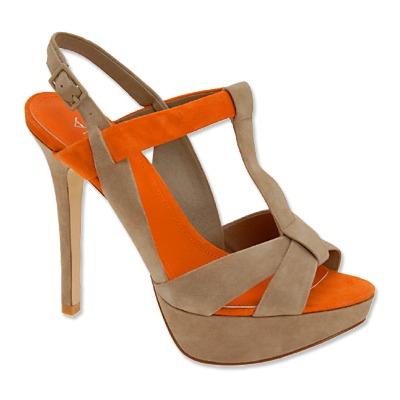 summer shoe - It is a cute shoe but I can't wear heels anymore!
