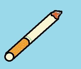Smoking - Cigarette.