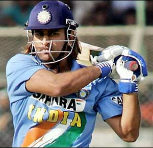 MS Dhoni - The best wicket-kipper ever.