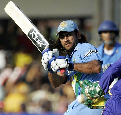 Dhoni - Dhoni also led well for Chennai Super Kings.