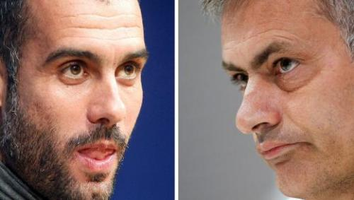 Guardiola and Mourinho - The best menagers in the world