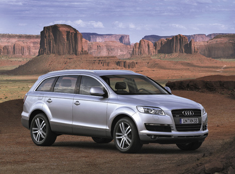 Audi Q7 - Audi Q7 the best automobil