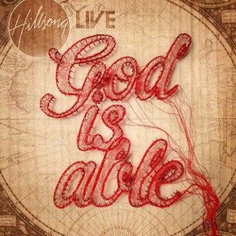 Hillsong God Is Able Album Cover - Hillsong Live Album - God is able - Album cover, handmade by the creative team