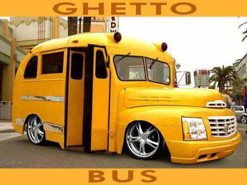 ghetto bus - real ghetto bus