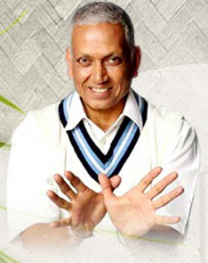Amarnath - Mohinder Amarnath, a great all-rounder.
