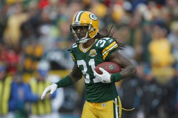 Al HArris - Former Green Bay Packers defensive back. Wish he could of recovory from his last knee surgery! He is missed!