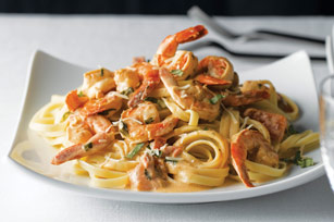 Shrimp Pasta - My favorite kind of pasta