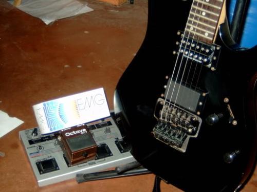 guitar - Black Guitar