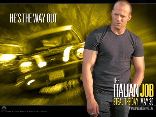 the italian job - markwelberg's best movie!