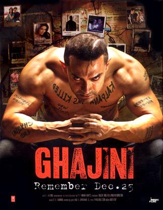 Ghajini - Ghajini-excellent movie to watch.