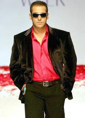 Salman Khan - Salman is good actor.