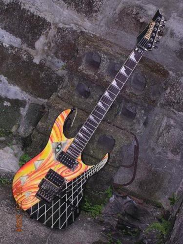 guitar - guitar with graphics.