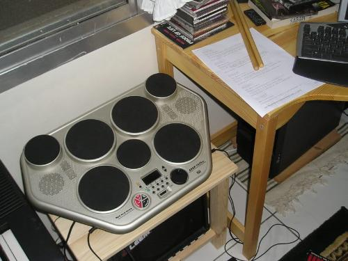 drums - Electric drums for PC