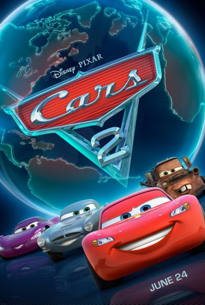 Cars 2 - Of course it was just released to threaters. I will get it on dvd when it is realeased on dvd.