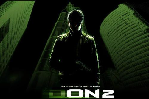 Don 2 - This is a image that might appear on the don 2