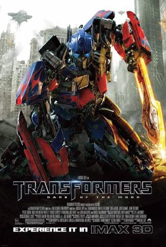 Transformers 3 - Transformers 3 official movies poster