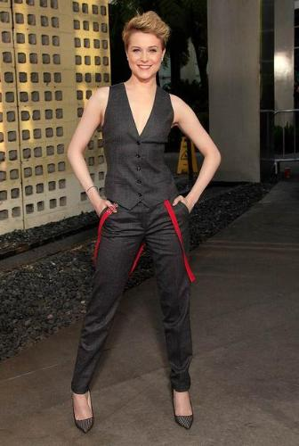 Jumpsuit - A man style jumpsuit. I kind of like it which is surprising!