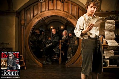 Hobbit 1 Photo 2 - bilbo Baggins