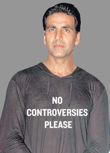 Man of honor - Akki had relation ships with many Bollywood girls, which he admits very lately.