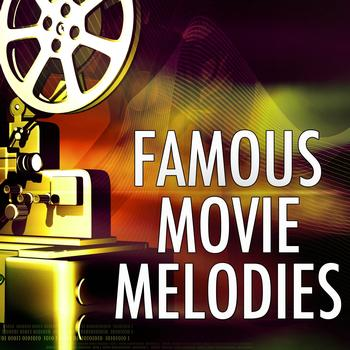 Watching Movies - Famous Movie Melodies poster