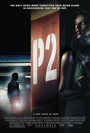 p2 - Movie Poster for P2