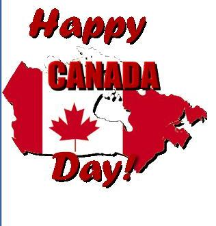Canada Day - Happy Canada Day