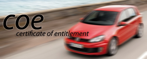 Certificate of Entitlement - Certificate of Entitlement only give your car a life span of 10 years