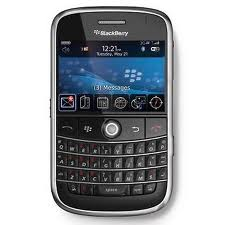 Blackberry - This is a Blackberry cellphone