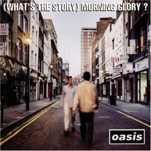 What's the Story Morning Glory - Cover for the winner album
