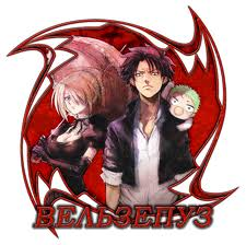 Beelzebub anime - Beelzebub