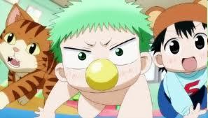 Baby Beel - Beelzebub anime