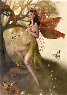 fairy - Nymph