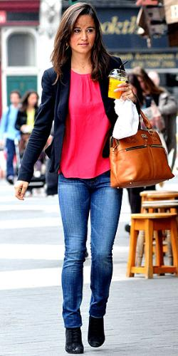 kate's sister - Since Kate Middleton married Prince William,Kate's sister Pippa has been followed by the paparazzi.