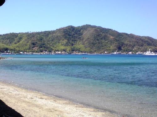 beach - Open seas.