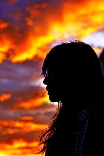 portrait - CP Nokia 6120 photography. Portrait Mode.