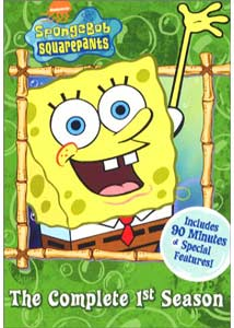 Spongebob Square pants - I love this cartoon! it is so funny!