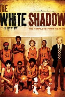 White Shadow - It was a Tv show about a mostly black high school with an all black basketball team and a white head coach.