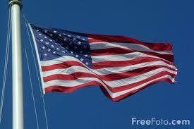 USA flag - usa flag flying