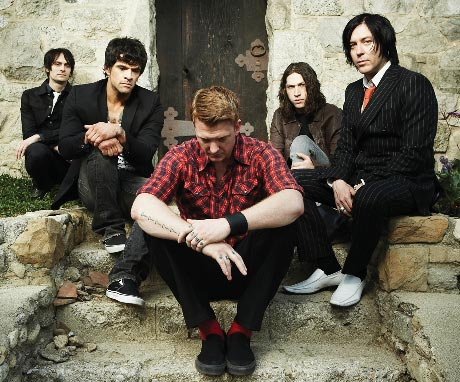 Queens of the stone age - an image of Queens of the stone age for this category