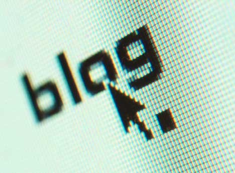 Blog - Blogs, the lifeblood on the Internet in many ways