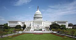 The US Capital - capital building