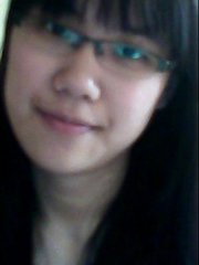 It is ME - This is just me, a chubby white girl^^