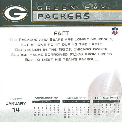 This really happened! - If you read what it says,it is ver interesting! I am sure Bear fans aren't thrilled with it!